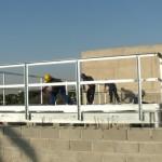 plataforma ar condicionado 002 150x150 Plataforma Galvanizada a Fogo para apoio de Ar Condicionado