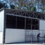 hangar Dolly 006 150x150 Cobertura Metálica para Hangar