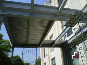 mezanino shopping cidade jardim 025 300x225 Laje Steel Deck