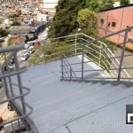 escada emergencia galvanizada hospital 014 150x150 Escada Emergência Hospital Galvanizada a Fogo
