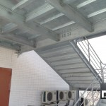 escada emergencia galvanizada hospital 018 150x150 Escada Emergência Hospital Galvanizada a Fogo
