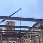 laje steel deck cobertura metalica 001 150x150 Estrutura para 3000m² de Laje Steel Deck