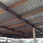 laje steel deck cobertura metalica 005 150x150 Estrutura para 3000m² de Laje Steel Deck