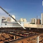 laje steel deck cobertura metalica 014 150x150 Estrutura para 3000m² de Laje Steel Deck