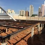laje steel deck cobertura metalica 015 150x150 Estrutura para 3000m² de Laje Steel Deck