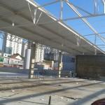 laje steel deck cobertura metalica 021 150x150 Estrutura para 3000m² de Laje Steel Deck