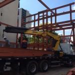 predio estrutura metalica bisutti 004 150x150 Prédio Comercial Laje Steel Deck