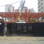 predio estrutura metalica bisutti 007 150x150 Prédio Comercial Laje Steel Deck